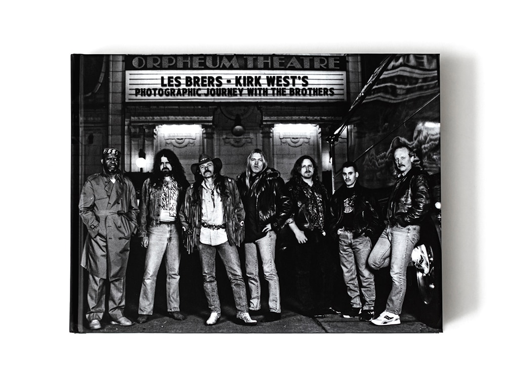 Official cover art for Les Brers